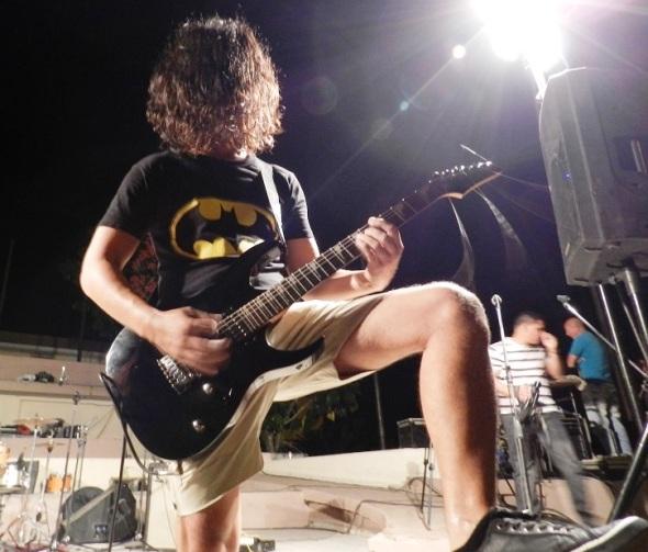 Pedro Armando Junco en IX Festival Internacional de Rock, Brutal Fest