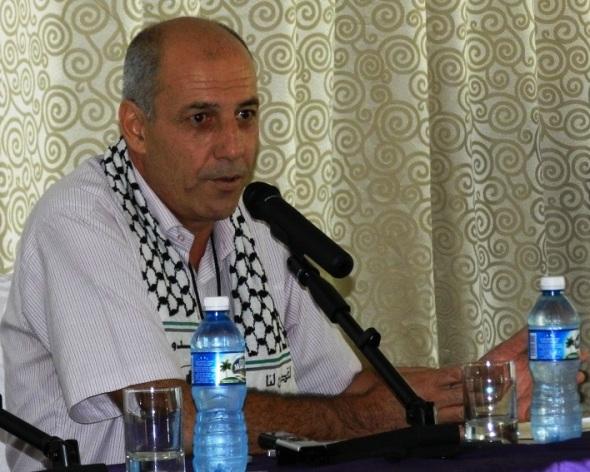 Primer secretario de la embajada del Estado palestino en Cuba, Ahmad Atta, Foto Lázaro David Najarro P