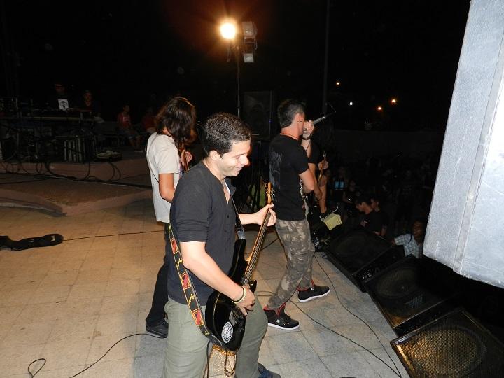Festival de Rock  Sonidos de la Ciudad  dedica gran concierto homenaje a rockero cubano (6/6)