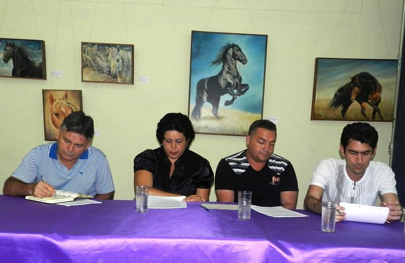 Destacan alcance universal de jóvenes realizadores de oriente cubano (1/2)
