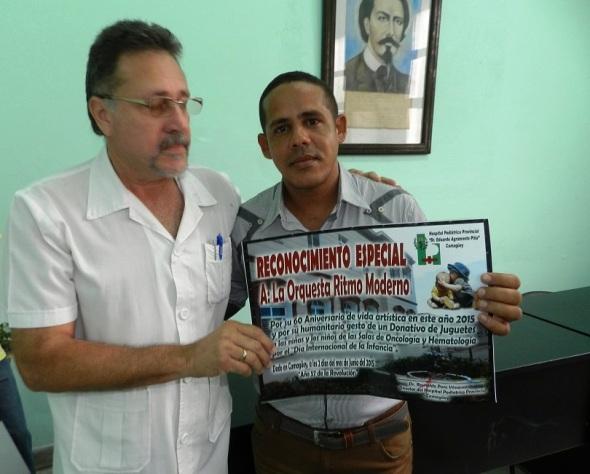 En el pediatrico de Camagüey muestra de amor y cariño (2)