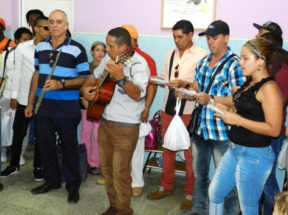 En el pediatrico de Camagüey muestra de amor y cariño (3)