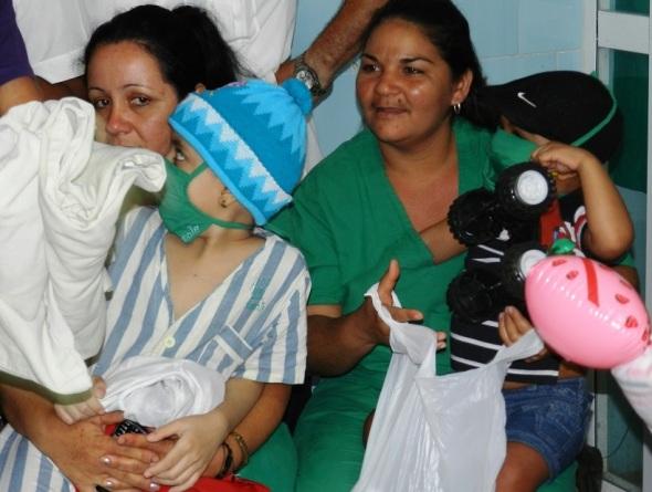 En el pediatrico de Camagüey muestra de amor y cariño (4)