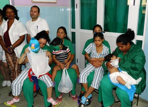En el pediatrico de Camagüey muestra de amor y cariño (5)