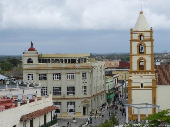 Hotel Santa María, Camagüey. Foto Lázaro David Najarro