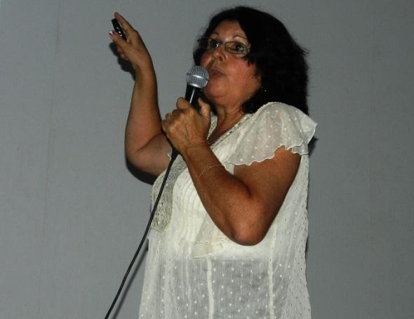Investigadora cubana Mayra Emeria González