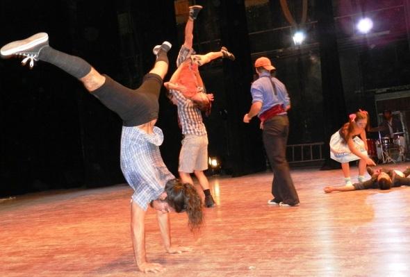Artistas de cinco países participan en gira nacional de Circuba 2015