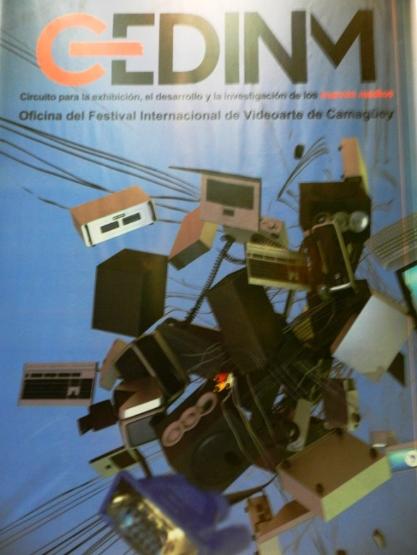 Circuito para la Exhibición, el Desarrollo y la Investigación de los Nuevos Medios