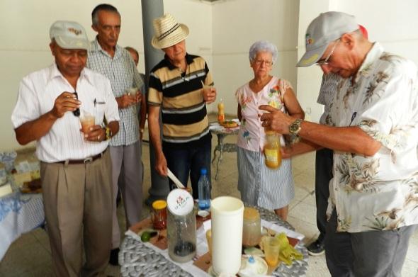 En Camagüey Una alimentación sana para vivir 120 años