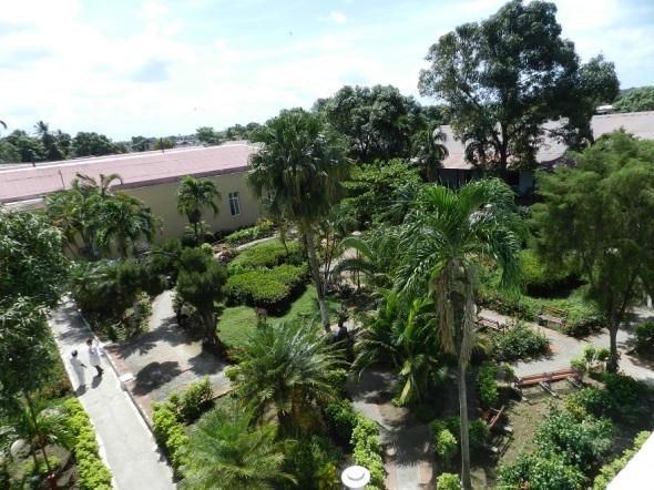 En el hogar de ancianos de Camagüey (4)
