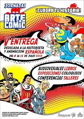 Jornada de arte Comic