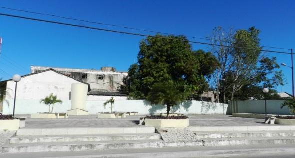 Plaza cultural en Colombia, Las Tunas, Cuba
