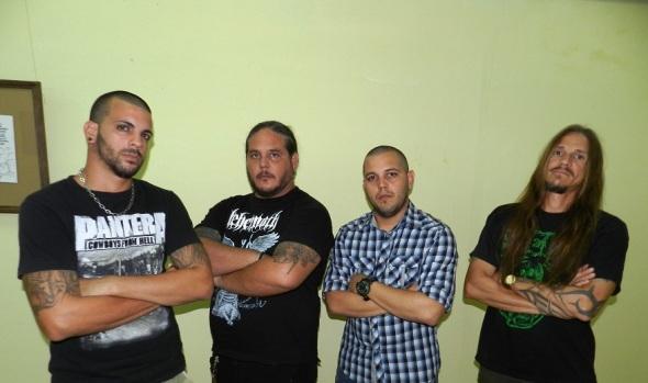 Debutará por primera vez, la banda camagüeyana Sex By Manipulación. Foto Lázaro David Najarro