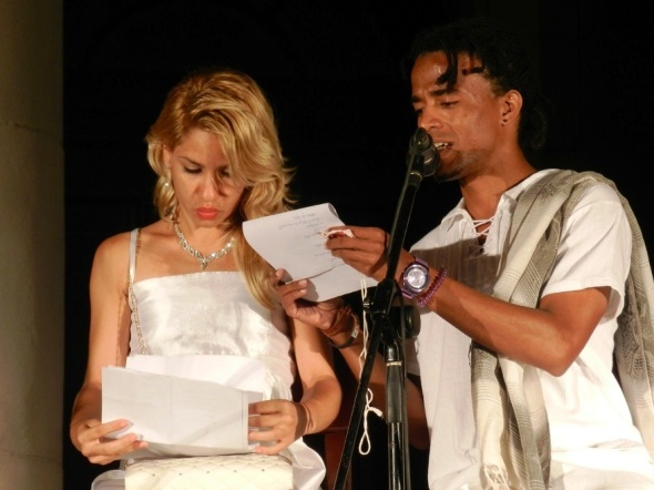 Jóvenes poetas