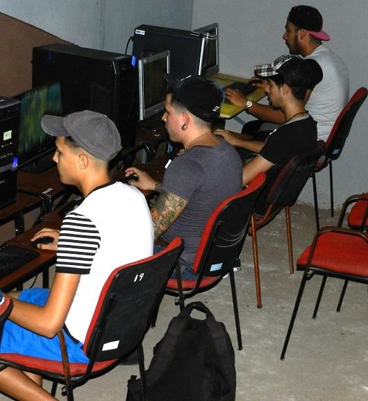 Primer Torneo Nacional del videojuego  (1)