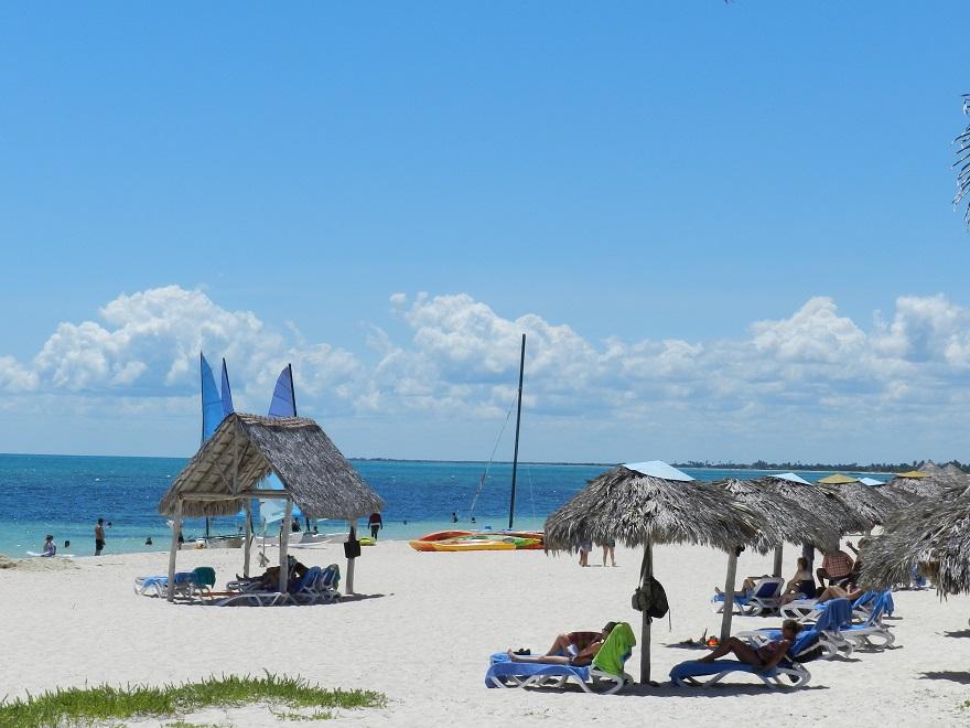 Un festival acuático-recreativo camagüeyano entre corales y arenas (5/6)