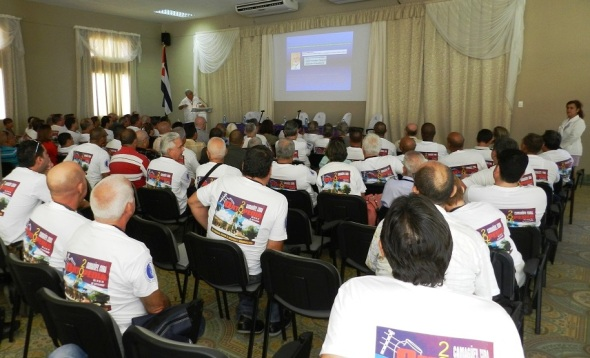 Alrededor de 300 delegados de 15 países de cuatro continentes concurren al congreso de ortopedia, Foto Lázaro D. Najarro Pujol
