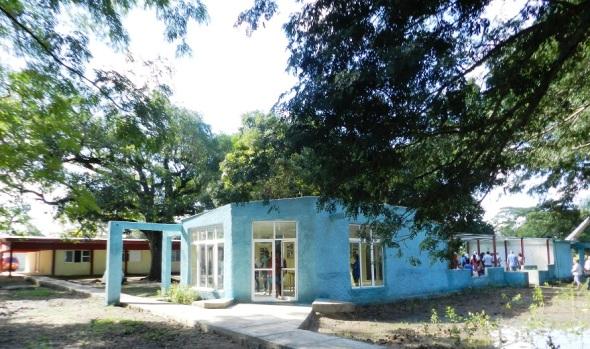 Centro de Información Pública Parque Botánico Julián Acuña Galé, Camagüey, Cuba