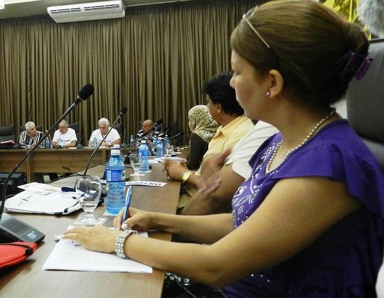 Congreso internacional de ortopedia, Especiastas cubanos