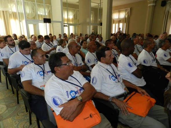 Delegados de 17 paises acudieron a otopedia 2015