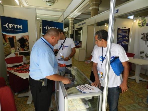 Destaca la presencia en el XXVI Congreso Internacional de Ortopedia y Traumatología Camagüey-2015, de 15 casas comerciales