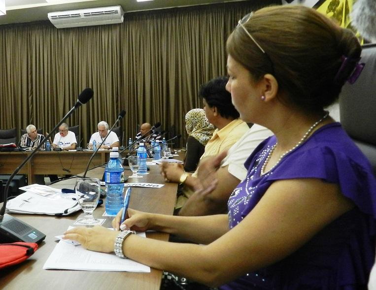 Finaliza en Cuba Congreso Internacional de Ortopedia y Traumatología. Foto Lázaro D. Najarro Pujol