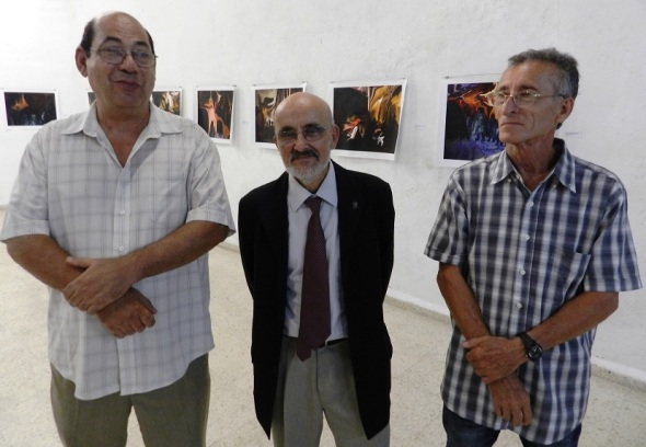 Homenaje a Fidelio Ponce, del artista de la plástica español Jesús José González Trincado