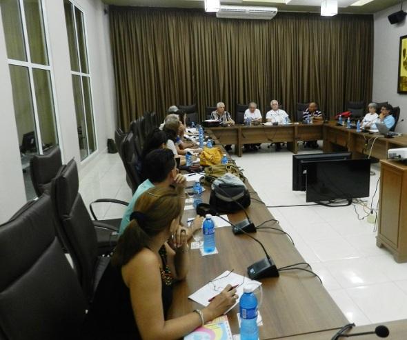 Ortpedia Camagüey conferencia de prensa