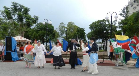 La Fiesta de la Cultura Iberoamericana une a los pueblos.