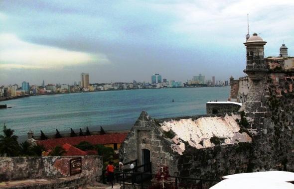 La Habana desde El Morro