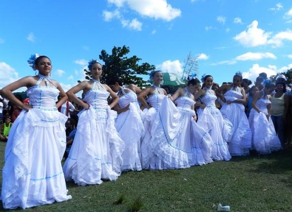 Las culturas originarias, tradiciones de los pueblos y políticas culturales, regionales, locales en la Fiesta de la Cultura Iberoamericana. Foto del autor.