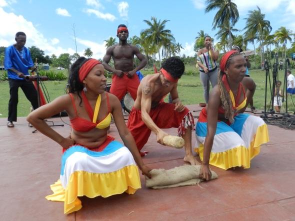 Las raíces afrocubana-caribeña