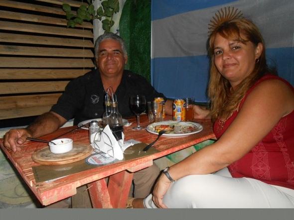 Los cubanos son los principales clientes