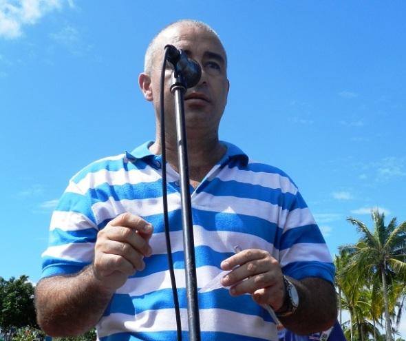 Presidente del Comité Organizador de la XXI Fiesta de la Cultura Iberoamericana