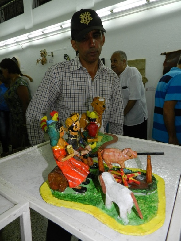 Camagüey, ciudad cubana del barro y la artesanía (4)