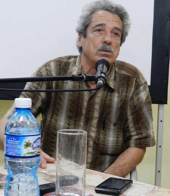 Director de cine Fernando Perez