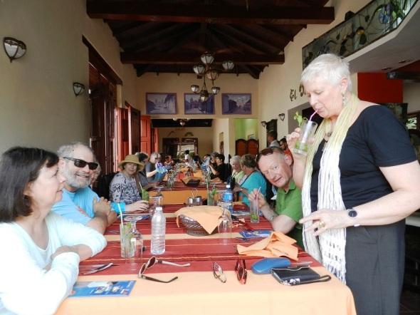Los visitantes resaltan la calidad del servicio.