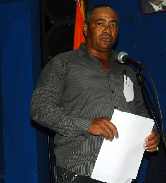 Alberto Coñate recaba de mayor apoyo a la cooperativa no agropecuaria que dirige