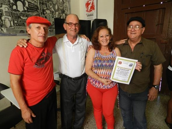 Dirección de la Uneac en Camagüey congratula al colectivo de Meridiano