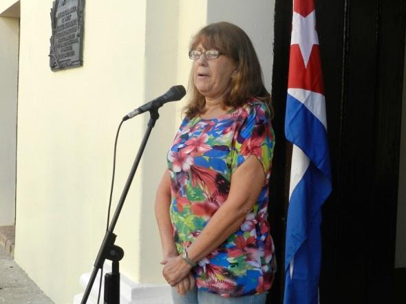 Elda Cento Gómez, Premio Nacional de Historia 2015
