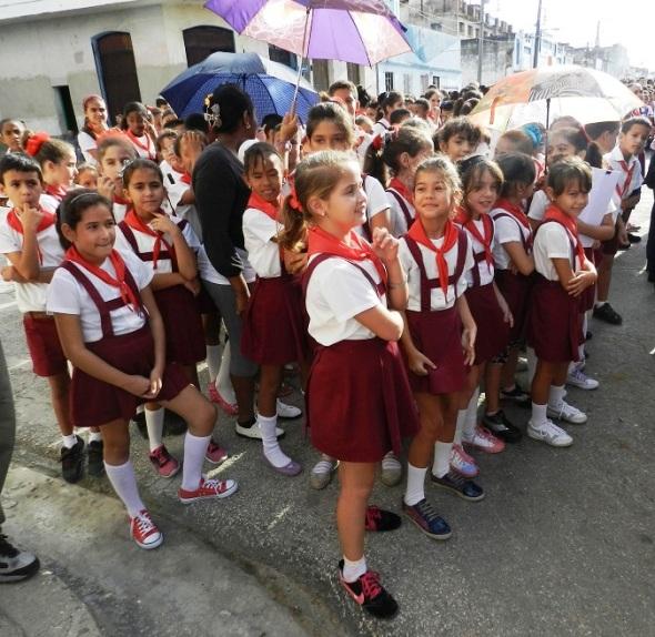 Homenaje en Camagüey a Cándido González (1)