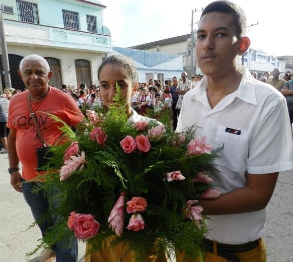 Homenaje en Camagüey a Cándido González (2)