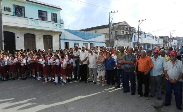 Homenaje en Camagüey a Cándido González (3)