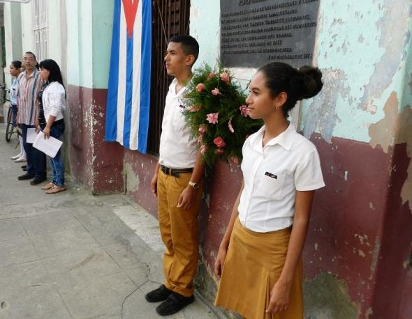 Homenaje en Camagüey a Cándido González (5)