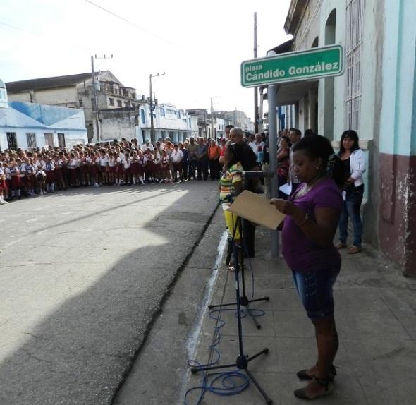 Homenaje en Camagüey a Cándido González (8)