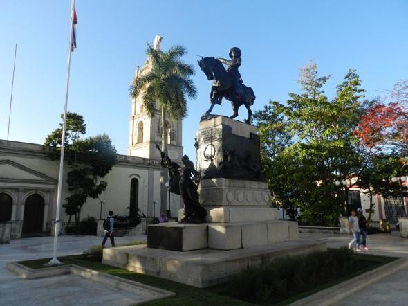 Monumento a El Mayor