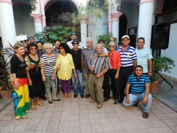 Peña de Peña, que auspicia la Unión de Escritores y Artistas de Cuba (UNEAC), en Camagüey