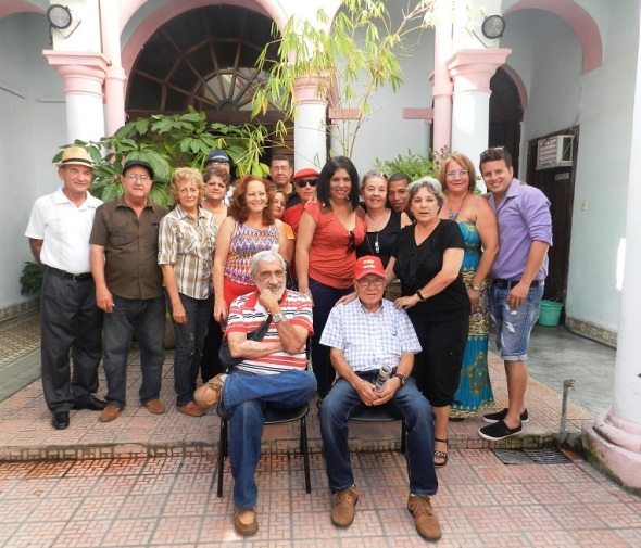 Profesionales de la palabra en Camagüey