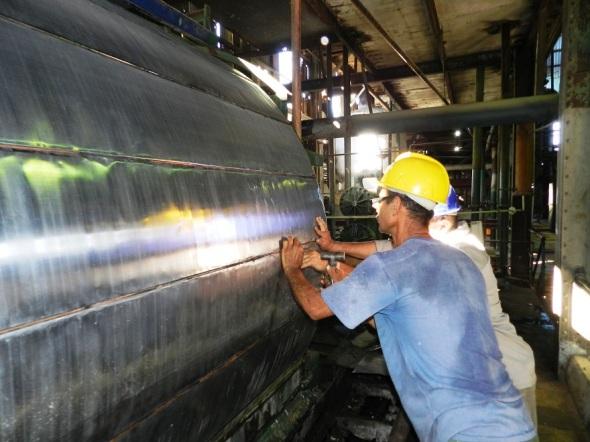 Calidad del mantenimiento para garantizar la zafra