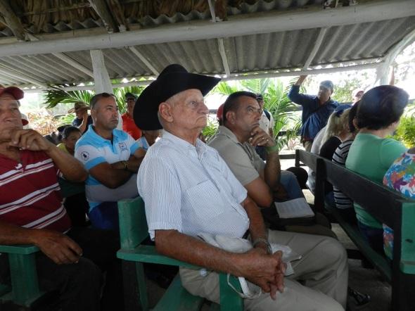 Campesinos camagüeyanos